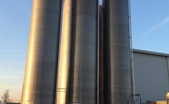 Jede gebrauchte Aluminium Silo ab 75m3 (z.B. 80 m3, 100 m3, 120m3)- Einkauf
