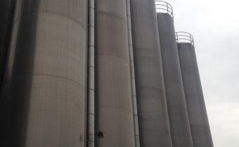 Einkauf jede gebrauchte Silo ab 75m3 z.B. 80 m3, 100 m3, 120 m3