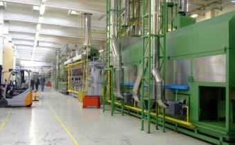 Kühlschrankfabrik